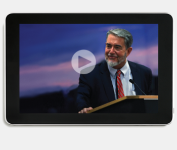 "Join Scott Hahn for an online event on April 4: ""Hope for Hard Times."""