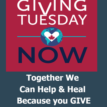 Please consider Catholic Action Montreal for #GivingTuesdayNow