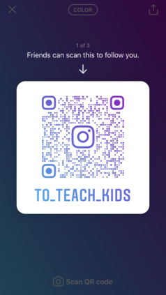 Follow us @ To_Teach_Kids
