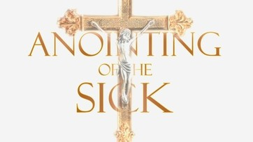 Image result for The Anointing of the Sick