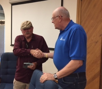 Long Time Director Retires, Two Elected Directors take Oath