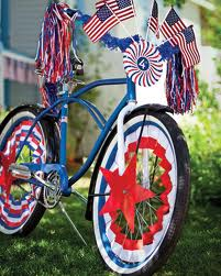 4th of July Decorated Bike Parade
