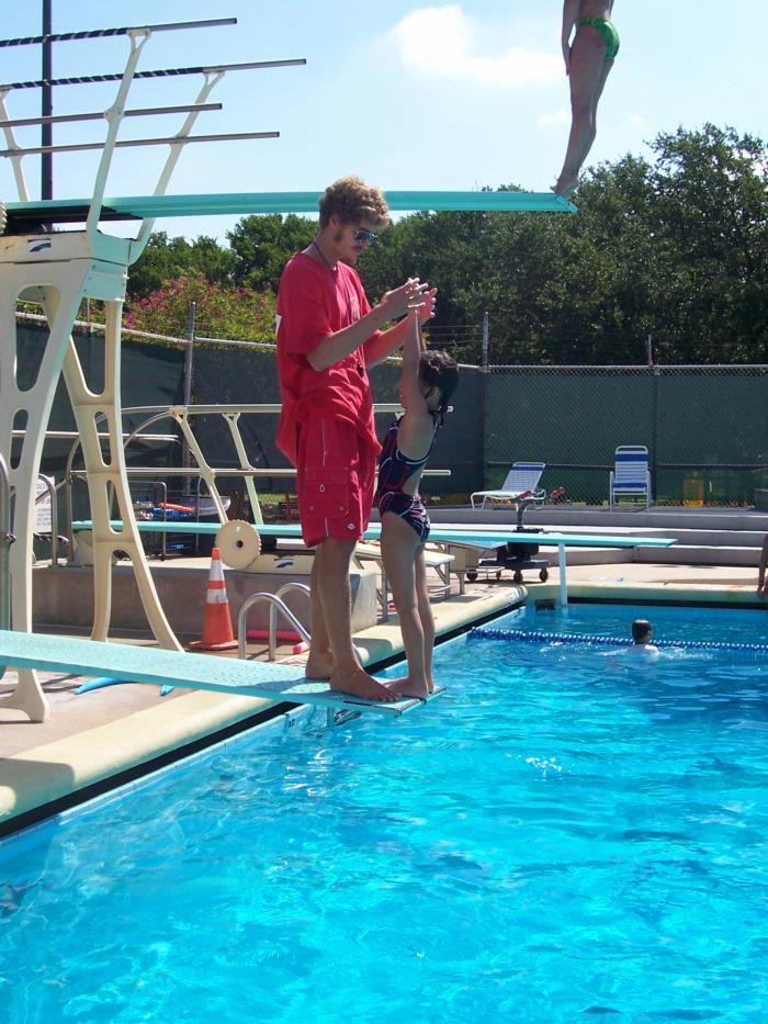 Diving Classes Anderson Mill Limited District Austin Tx