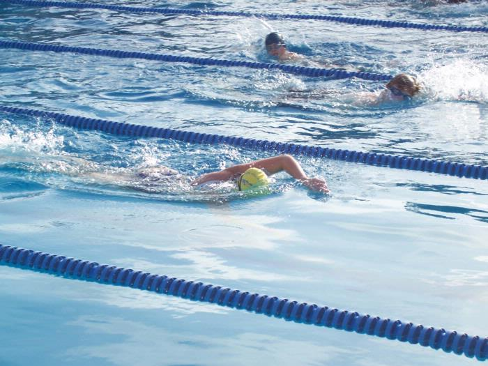 Swimming for Adults 6/18-6/28