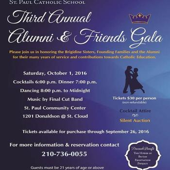 Alumni & Friends Gala