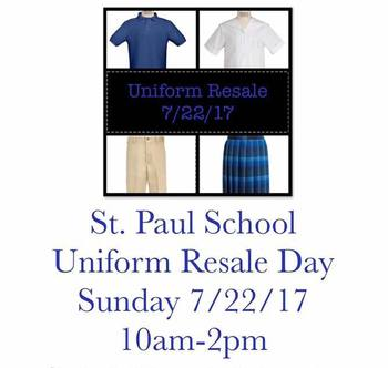 St. Paul Uniform Resale