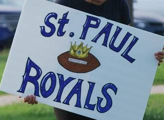 Royal Football vs St. Mary Magdalen