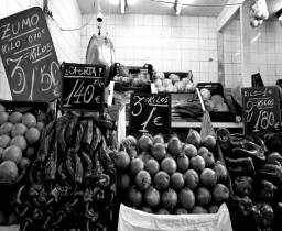 Image of farm market produce