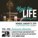 Indy March for Life Vigil