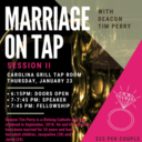 Marriage on Tap
