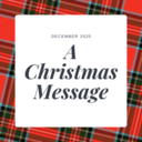 A Christmas Message from Fr. Travis