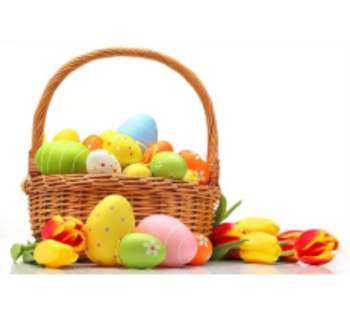 Blessing of Easter Baskets and Food