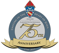 75th Diocesan Anniversary Mass Reception for the Carmel Deanery