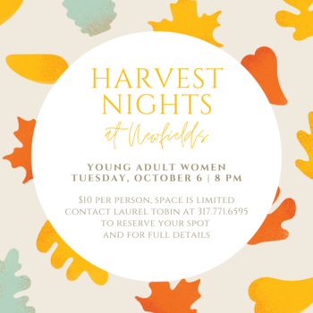 Harvest Nights at Newfields