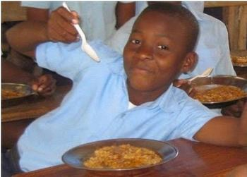 Haiti School Lunch Program