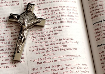 A Contemplation on the Lord's Prayer