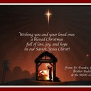 Blessed Merry Christmas