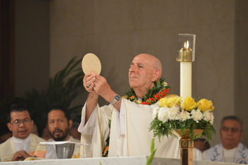 Bishop Larry Silva's Pastoral Visit
