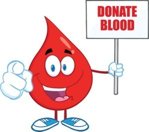 Blood Drive this Sunday