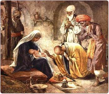 Happy Feast of Epiphany of the Lord