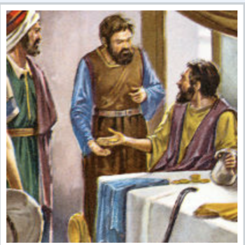 33rd Sunday of the Ordinary Time