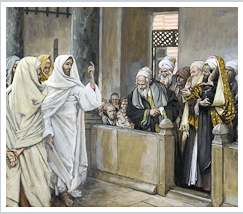 Twenty-second Sunday in the Ordinary Time