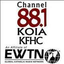 Fr. Mark on KFHC/KOIA FM88.1