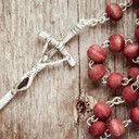 """Theology on Tap """"The Importance of the Rosary: Behold Your Mother"""""""