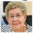Funeral on Monday, Sept 30 for Phyllis Redlinger (88) @ Breda