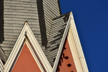 Steeple Repairs at St. Bernard to begin @ Breda