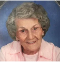 CONDOLENCES and PRAYERS for Lucinda Ocken, 101, of Tamara, Florida