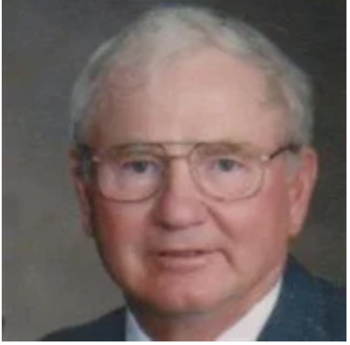 Funeral for Ron Leiting, 84, Carroll, @ St. John the Baptist Church, Arcadia