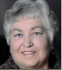 Funeral for Diane Eischeid, 78, at Sacred Heart Church in Templeton