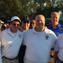 Members of the Marian Council of the Knights of Columbus volunteered at the IJP Block Party