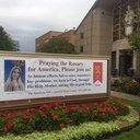 PUBLIC SQUARE ROSARY RALLY AT ST. JOSEPH'S