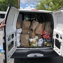 St. Joseph's food & clothing drive was a great success!
