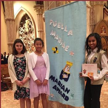 2017 Marian Medal and Spirit Alive Awards Ceremony at Holy Name Cathedral
