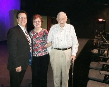 Milord Studio Theatre honors Saint Joseph members