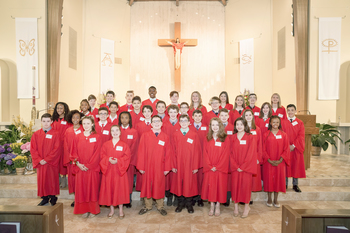 Congratulations, Confirmandi!