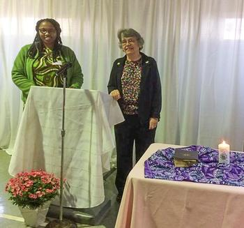 2018 WOMEN'S AFTERNOON OF REFLECTION