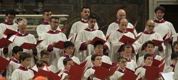 Trip to Arie Crown Theater - The Sistine Chapel Choir