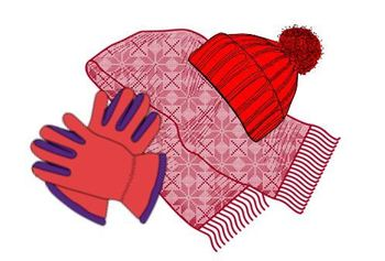 Winter Hats, Scarves and Gloves Drive for PADS Homeless Shelter