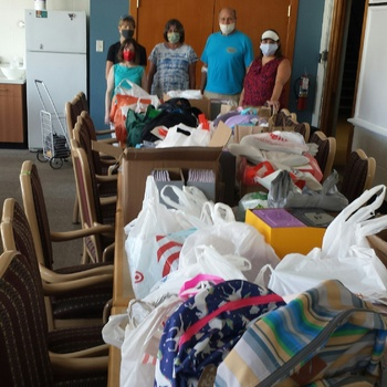 Back-to-School Supplies Collection Drive: A Huge Success