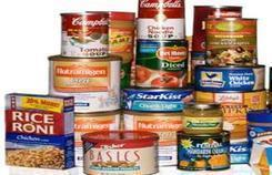 FOOD DRIVE - Saturday, March 13, 9-11:30am
