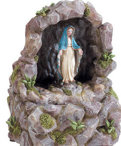 More rocks are needed for Grotto and Rosary Walk