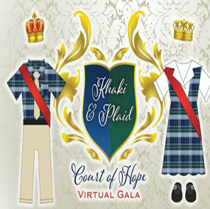 Khaki & Plaid Virtual Gala
