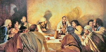 Holy Thursday - Mass of The Lord's Supper<br /> (Live Streamed)