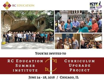 Summer Institute - Chicago June 24-28, 2018