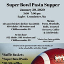 St. Anna School - Super Bowl Pasta Supper