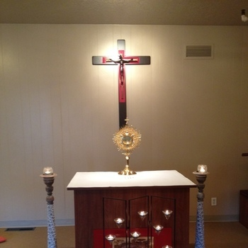 Blessed Sacrament Adoration